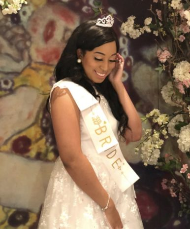 Sharon Oyakhilome's Breathtakingly Beautiful Bridal Shower