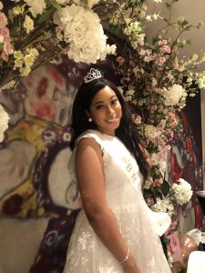 Sharon Oyakhilome's and stunning flower decorations