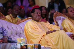 Proud Pastor Chris