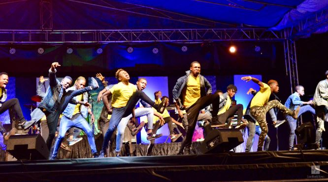 LMAM Artistes T-Sharp, Chris Shalom and Many More Heal Spirits with Soulful Melodies at Derizo Concert