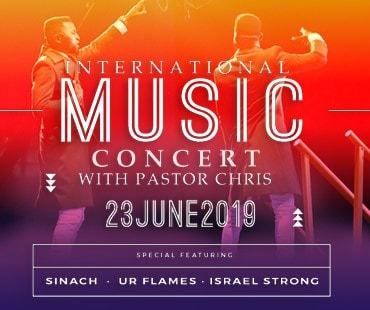 ANNOUNCING THE 2019 INTERNATIONAL MUSIC CONCERT FEATURED ARTISTS