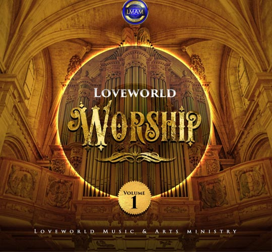 LoveWorld Worship on Good Gospel Playlist!