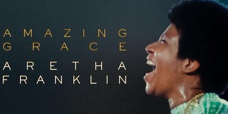 "Aretha Franklin's Live Gospel Album Finally to Reach the Cinema – ""Amazing Grace"""