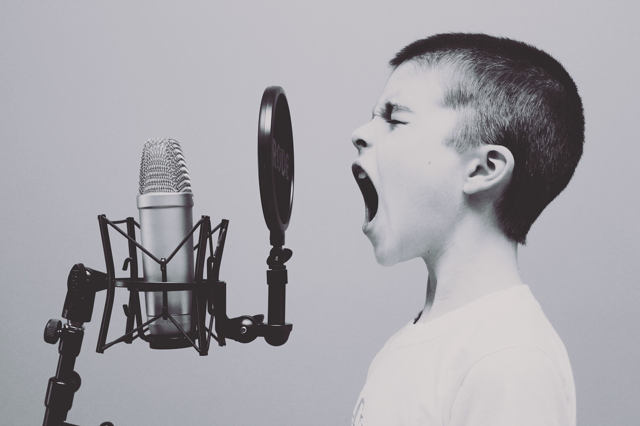 Young Boy Goes Viral in America – Gospel Like You Have Never Hear It Before