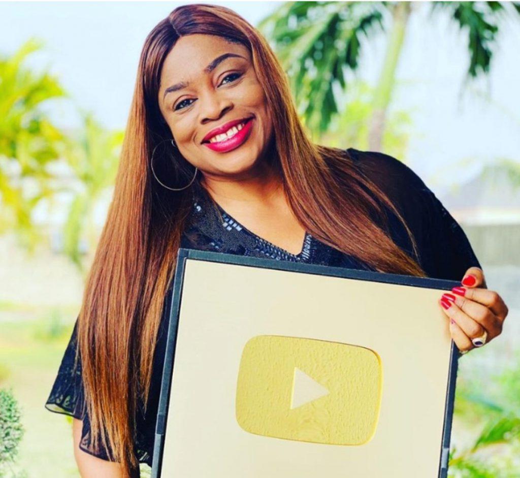 Sinach award youtube