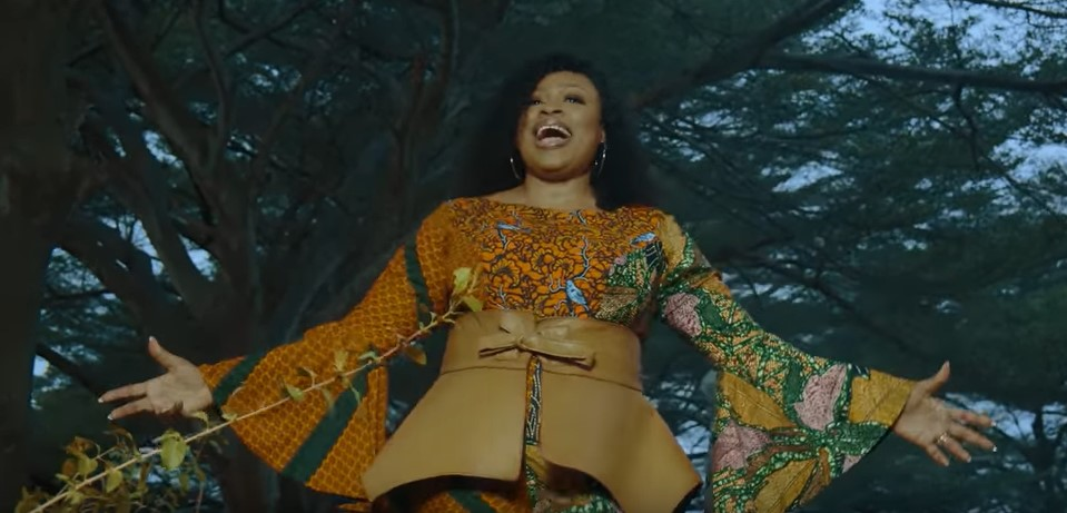 Sinach celebrates her birthday with new song and video