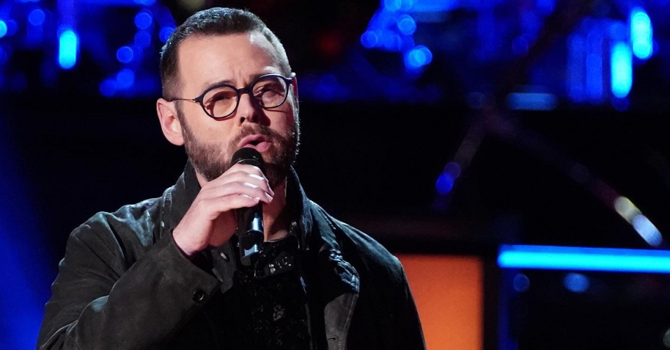 Pastor sings his way to victory on The Voice