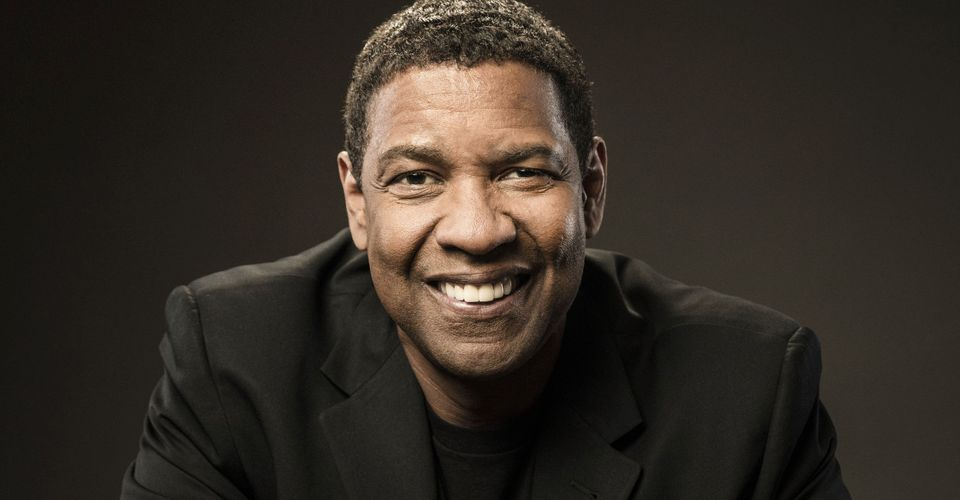 "Denzel Washington: ""I was filled with the Holy Ghost"""