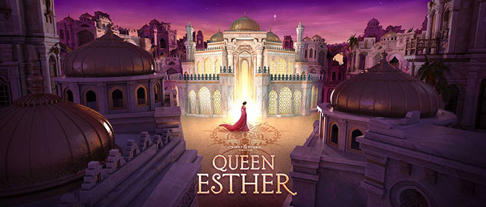 "After cancelation of 200 shows: Live stream ""Queen Esther"" from your couch"