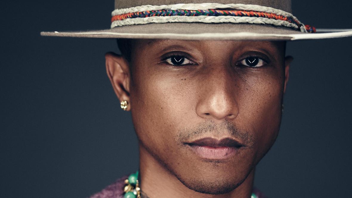 Pharrell Williams looks for gospel talents in new Netflix series