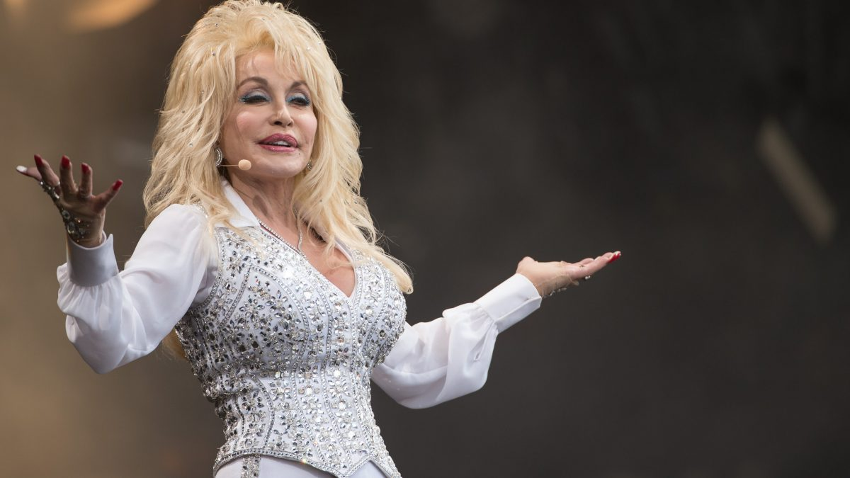 Dolly Parton starts every day with prayers