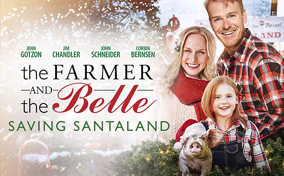 """New Christmas movie seeks to tell girls they are """"magnificent"""""""