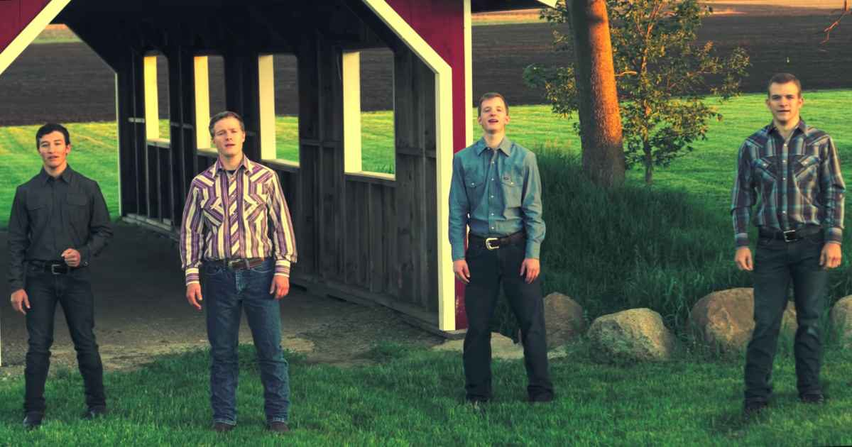The Redeemed Quartet creates light in darkness with Christian music