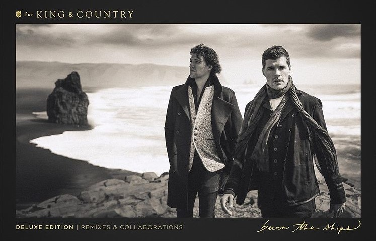 For King & Country to release deluxe version of chart-topping album