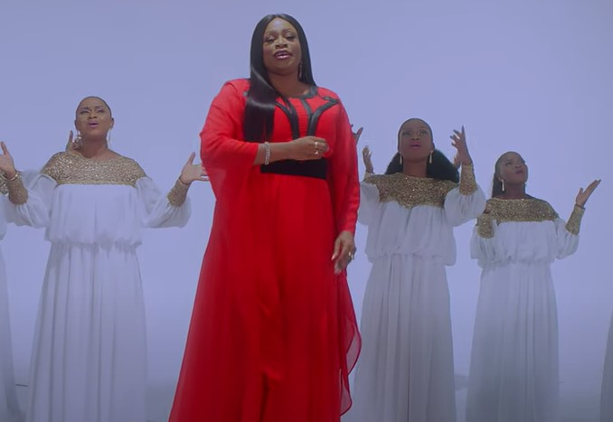 Sinach releases highly anticipated new single