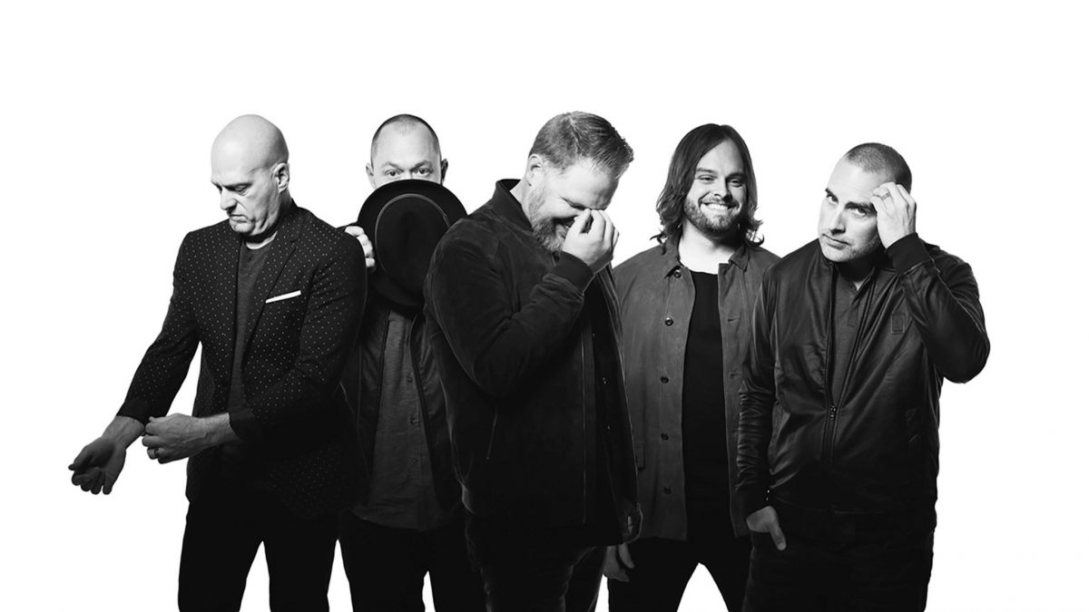MercyMe releases new album and announces American tour