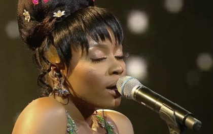 Esther Benyeogo the Voice