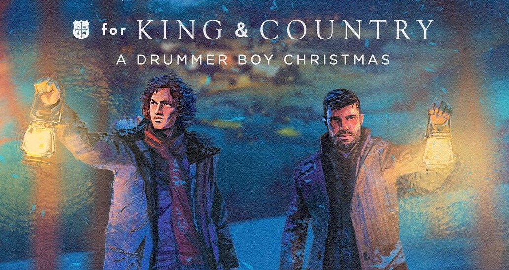 For King & Country announces new single and Christmas tour